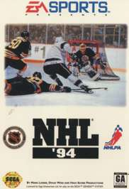 NHL '94 - Sega Genesis - Used