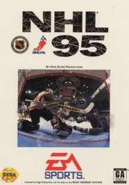 NHL '95 - Sega Genesis - Used