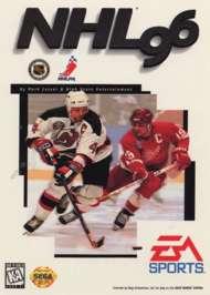 NHL '96 - Sega Genesis - Used