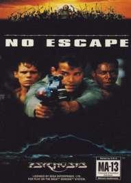 No Escape - Sega Genesis - Used