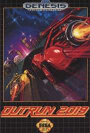 OutRun 2019 - Sega Genesis - Used