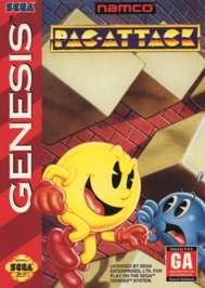Pac-Attack - Sega Genesis - Used