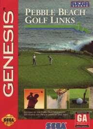 Pebble Beach Golf Links - Sega Genesis - Used
