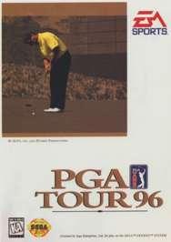 PGA Tour '96 - Sega Genesis - Used