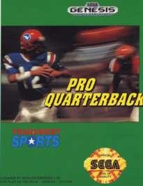 Pro Quarterback - Sega Genesis - Used