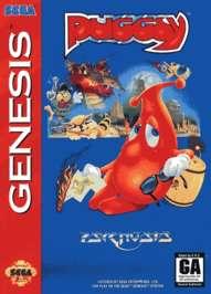 Puggsy - Sega Genesis - Used