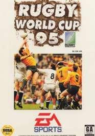 Rugby World Cup 95 - Sega Genesis - Used