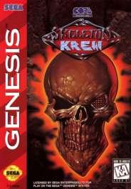 Skeleton Krew - Sega Genesis - Used