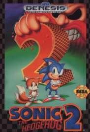 Sonic the Hedgehog 2 - Sega Genesis - Used