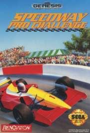Speedway Pro Challenge - Sega Genesis - Used
