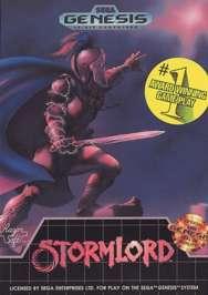 Stormlord - Sega Genesis - Used