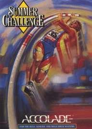 Summer Challenge - Sega Genesis - Used