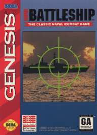Super Battleship - Sega Genesis - Used