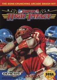Super High Impact - Sega Genesis - Used