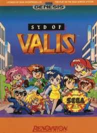 Syd of Valis - Sega Genesis - Used