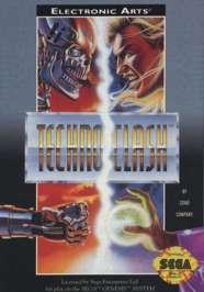 Technoclash - Sega Genesis - Used