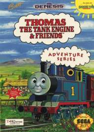 Thomas the Tank Engine - Sega Genesis - Used