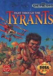 Tyrants: Fight Through Time - Sega Genesis - Used