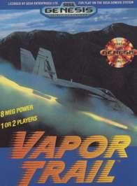 Vapor Trail - Sega Genesis - Used