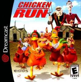Chicken Run - Dreamcast - Used