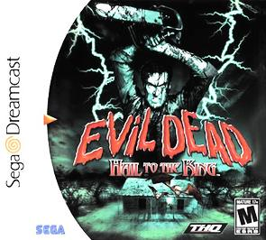 Evil Dead: Hail to the King - Dreamcast - Used