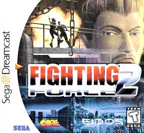 Fighting Force 2 - Dreamcast - Used