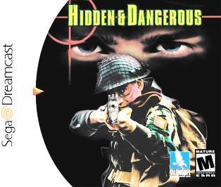 Hidden & Dangerous - Dreamcast - Used