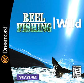 Reel Fishing Wild - Dreamcast - Used