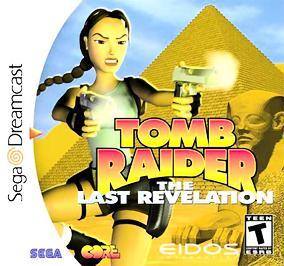 Tomb Raider: The Last Revelation - Dreamcast - Used