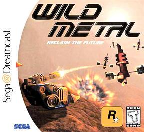 Wild Metal - Dreamcast - Used