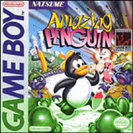 Amazing Penguin - Game Boy - Used