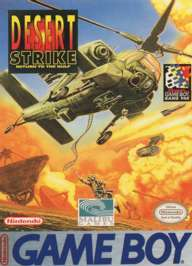 Desert Strike: Return to the Gulf - Game Boy - Used