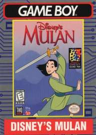 Disney's Mulan - Game Boy - Used