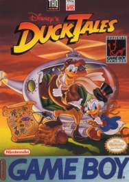 Duck Tales - Game Boy - Used