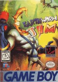 Earthworm Jim - Game Boy - Used
