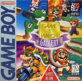 Game & Watch Gallery - Game Boy - Used