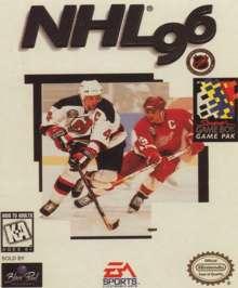 NHL '96 - Game Boy - Used