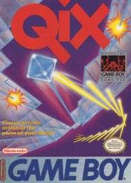 Qix - Game Boy - Used