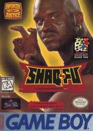 Shaq Fu - Game Boy - Used