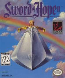 Sword of Hope II - Game Boy - Used