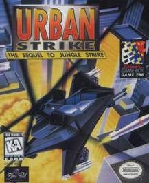 Urban Strike - Game Boy - Used