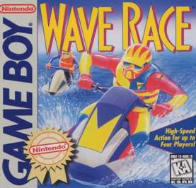 Wave Race - Game Boy - Used