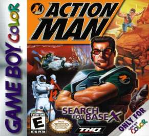 Action Man - Game Boy Color - Used