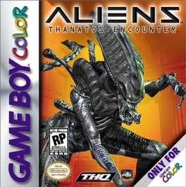 Aliens: Thanatos Encounter - Game Boy Color - Used