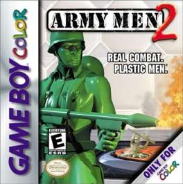 Army Men 2 - Game Boy Color - Used