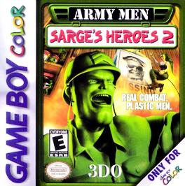 Army Men: Sarge's Heroes 2 - Game Boy Color - Used