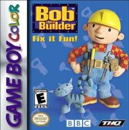 Bob the Builder: Fix-It Fun - Game Boy Color - Used