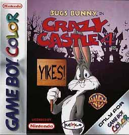 Bugs Bunny in Crazy Castle 4 - Game Boy Color - Used