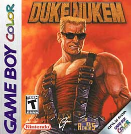 Duke Nukem - Game Boy Color - Used