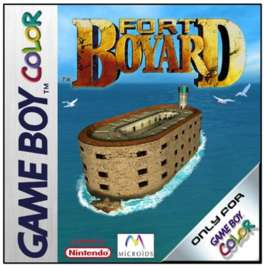 Fort Boyard - Game Boy Color - Used